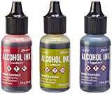 Ranger AAI-19763 Adirondack Alcohol Ink .5 Unze 3/Paket