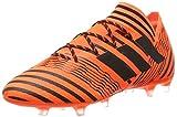 Adidas Herren Nemeziz 17.2 Fg Fußballschuhe, Mehrfarbig (Solar Orange/Core Black/Solar Red), 43 1/3...