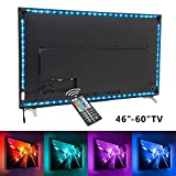 TV backlight ,3M LED TV Lights USB Kit 5050 RGB Multicolor Back Lightings Strip with 44-key IR...
