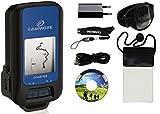 G-PORTER GP-102+ Outdoor GPS Gerät - XXL Set (blau)