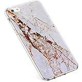 Uposao Kompatibel mit iPhone 6S Plus 5.5 Hülle Silikon Transparent Dünn Durchsichtige Schutzhülle...