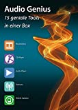 Audio Genius - Musik und Videos Aufnehmen, Bearbeiten, Konvertieren, Speichern, Rippen, Brennen,...