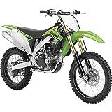 New Ray Toys 1:6 Scale 2010 Kawasaki KX450X Dirt Bike 49403 by New Ray Toys