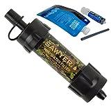 Sawyer MINI Wasserfilter LIMITED EDITION Outdoor Camping Trekking Wasserfilter Wasseraufbereitung...