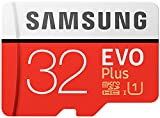 Samsung EVO Plus Micro SDHC 32GB bis zu 95MB/s, Class 10 U1 Speicherkarte (inkl. SD Adapter) [Amazon...