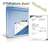 ITTMFaktura Basis Handwerk - Rechnungsprogramm / einfach und schnell Angebote / Aufträge / Brutto-...