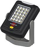 Brennenstuhl LED Arbeitslampe / flexible LED-Universalleuchte in praktischem Taschenformat (360°...