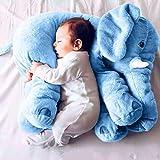 Baby Kind Elefant Schlaf Stuffed weichem Plüsch Kissen Lendenkissen Plüschtiere Stoffspielzeug...