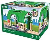 BRIO World 33649 - Hauptbahnhof mit Ticketautomat, Groß