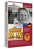 Sprachenlernen24.de Deutsch für Russen Basis PC CD-ROM: Lernsoftware auf CD-ROM für...