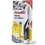 CleanRite MultiScrubber Reinigungsbürste für Haushalt, Küche & Bad | Rotierende Universal-Bürste...