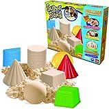 Goliath 83216   Super-Sand-Set Classic   magischer Super Sand für Sandburgen in Deinem...