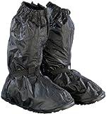Semptec Urban Survival Technology Regenschuhe: Regenüberschuhe mit dicker Sohle, Größe 42-43...