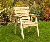 zest4leisure Abbey Stuhl–Holz