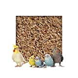 5 kg Buchenholzgranulat Vogelsand Bodengrund Terrariensand Einstreu Terrariumsand Tiereinstreu...