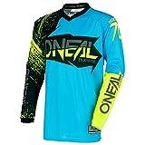 O'Neal Element Burnout MX Motocross Jersey Trikot Shirt Enduro Offroad Motorrad Cross Erwachsene,...