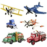Disney Planes 2 Fire and Rescue 6-tlg. Geschenk Set