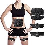 Elektrostimulation,Charminer Elektrischer Muskelstimulation EMS-Training Muskelaufbau und...