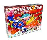 Simba 106065647 - Games & More Domino Run Mega