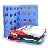 Ohuhu® Kleidung Faltbrett, Kleidung Falter, Wäschefaltbrett, Hemdenfalter, Erwachsene Kleider...