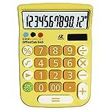 DMM Supplies Büro-Taschenrechner gelb