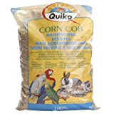 Quiko 826059 Mais Bodenstreu für Nager und Ziervögel, 8 L