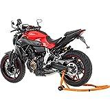 Hi-Q Tools Montageständer Motorrad hinten zum Aufbocken, breitenverstellbar,...