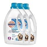 Sagrotan Wäsche-Hygienespüler (3er Pack) 1,5 Liter Bekämpft schlechte Gerüche
