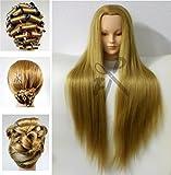 FP Übungskopf 'Ella' - sensationelle 75 cm Haarlänge !!! - blond (von deutschem Fachhändler!)