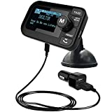 angmno DAB/DAB+ radio car kit with BlueTooth FM transmitter Car Charing function TF card MP3 PLAYER...