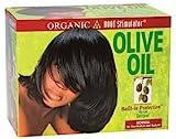 Relaxer / Glättungscreme Organic Root Stimulator Olive Oil Relaxer Kit Normal (Regular)