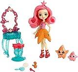 Mattel Enchantimals FKV59 Seestern-Mädchen Starling Starfish, Puppe
