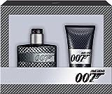 James Bond 007 Signature Eau de Toilette Spray 30 ml + Shower Gel 50 ml, 80 ml