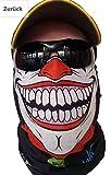 Salt Armour Original SA Company aus Den USA Clown Halstuch Maske Schal Schlauchtuch Kälteschutz...