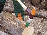 Halder Simplex - Spalthammer 4,1kg + leborgne 2kg Drehspaltkeil im Set
