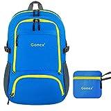 Gonex 30L Leichter Faltbarer Rucksack für Männer, Frauen und Kinder - als Reiserucksack,...