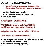 Nachkauf - für Namenswunsch / alles-meine.de GmbH