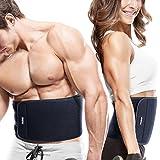 Bauchweggürtel FREETOO Hot Belt Rückenbandage für Damen und Herren Bauchgürtel für einfaches...