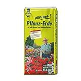 Pflanzerde 20 Liter – Blumenerde – für Balkon- und Gartenpflanzen – Gärtnerqualität –...