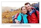 Telefunken XH32A301-W 81 cm (32 Zoll) Fernseher (HD Ready, Triple-Tuner, Smart TV)