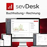 sevDesk Buchhaltung + Rechnung - 1 Jahreslizenz- Online- Buchhaltungssoftware & Rechnungsprogramm...