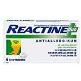 Reactine duo Tabletten, 6 St.