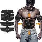 Neue Wireless Bauchmuskeln Fitness Gerät Bauchmuskeltrainer Elektrostimulation Massagegerät...