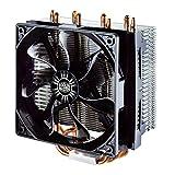 Cooler Master Hyper T4 CPU-Kühler '4 Heatpipes, 1x 120mm PWM Lüfter, 4-Pin (PWM)' RR-T4-18PK-R1