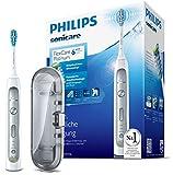 Philips Sonicare FlexCare Platinum Elektrische Zahnbürste mit Schalltechnologie HX9111/20,...