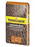 Floragard Blähton Tongranulat zur Drainage 25 L • Hydrokultursubstrat • für Pflanzkästen,...