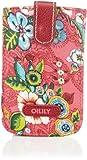 Oilily French Flowers Smartphone Pull Case Pink OCB3232-402, Damen Ausweis- & Kartenhüllen, Pink...