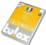 tulox Sprachtrainer Italienisch - Vokabeltrainer, Konjugations- und Grammatiktrainer inklusive...