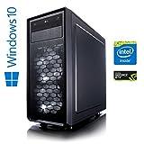 Memory PC High End Gaming Computer Intel Coffee Lake i7-8700K 6x 3.7 GHz   ASUS Prime Z370-P   32 GB...