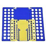 Songmics® 2er Set Flip & Fold Wäsche Faltbrett Hemdenfalter Wäschefalter Kinder und...